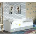 Детская комната Трио Звездное детство комплект 1