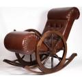 Кресло-качалка Штурвал